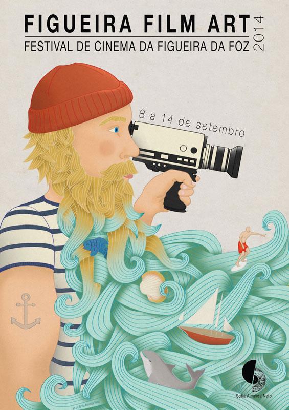 Poster Figueira Film Art