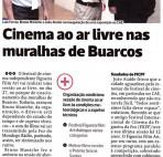 cinema ar livre