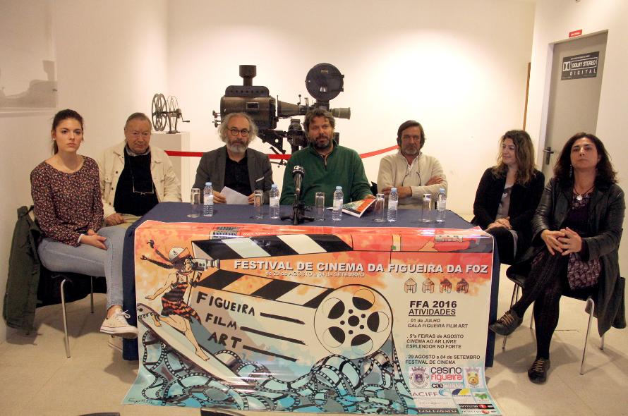 António Pedro Vasconcelos é o padrinho do Figueira Film Art