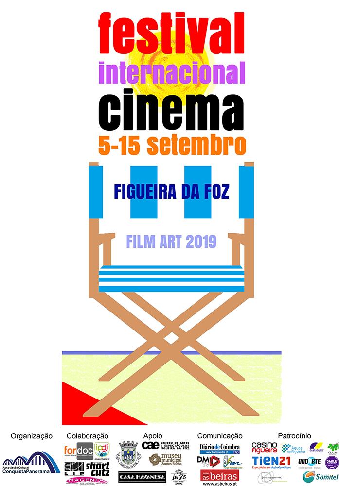 Cartaz da edição de 2019 do Festival Interna